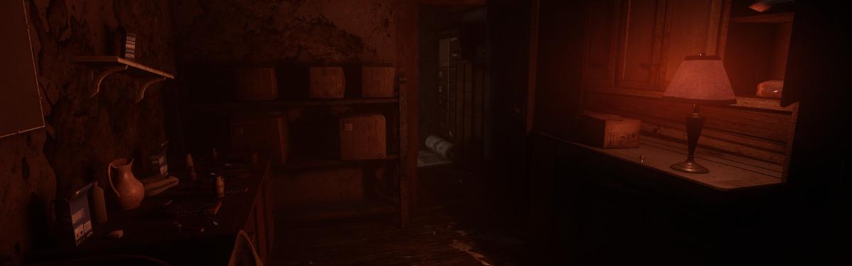 Новая хоррор-адвенчура The Alien Cube появится в Steam в октябре