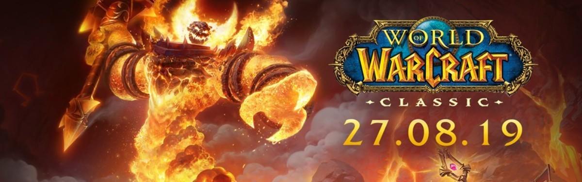 Интервью GoHa.Ru c главами разработки World of Warcraft Сlassic