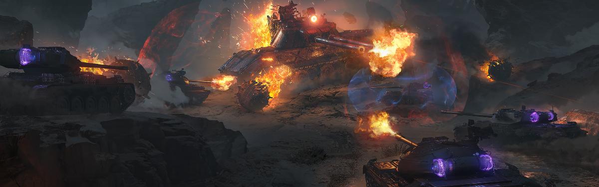 """Пользователей World of Tank ждет возвращение в """"Мирный-13"""""""