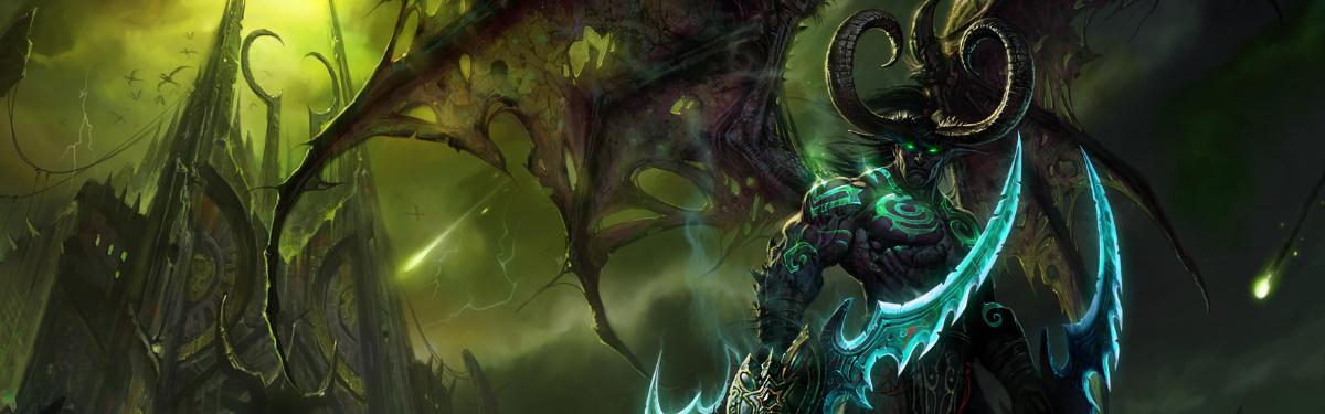 Ночью с 1 на 2 июня запустится World of Warcraft: Burning Crusade Classic