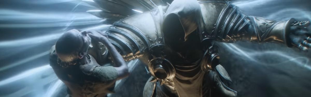 Кинематографический ролик Diablo II: Resurrected