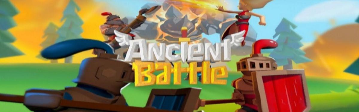 Ancient Battle – новая звезда мобильных королевских битв