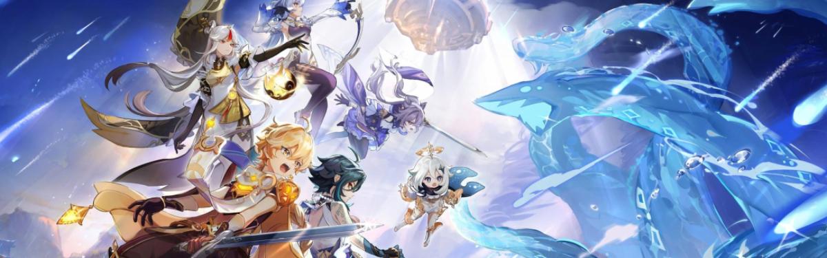 Genshin Impact — Обзор ивентов сообщества в честь дня рождения игры