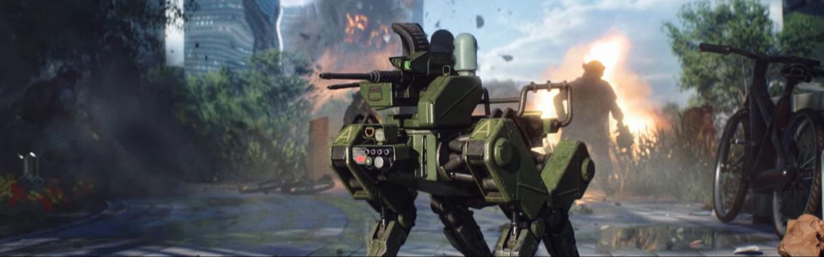 Battlefield 2042 — Открытый тест уже 6 октября. Как на него попасть за 89 рублей