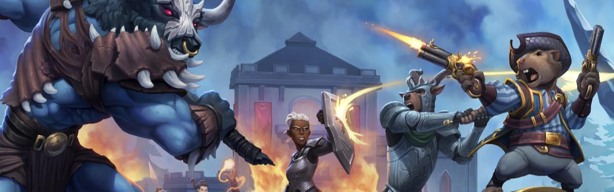 Crowfall — Анонсирован первый крупный турнир