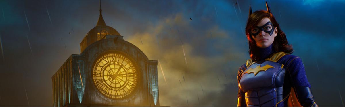 Warner Bros. поделились новым постером по их будущему экшену Gotham Knights
