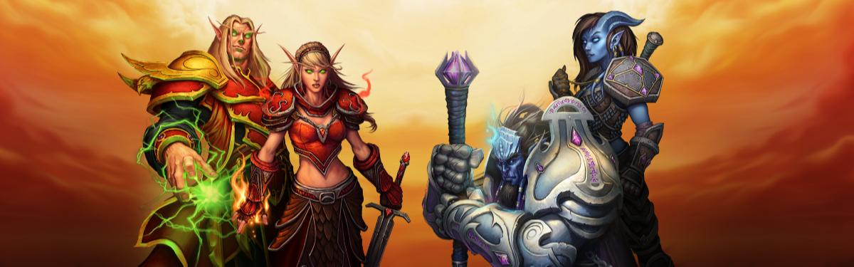 World of Warcraft: Burning Crusade Classic — Blizzard прислушалась к критике: клонирование обойдется в ₽790