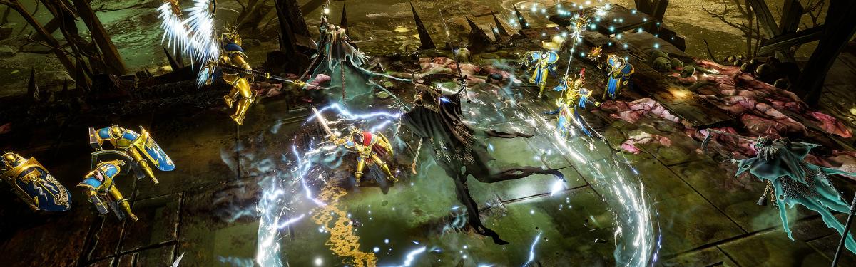 Warhammer Age of Sigmar: Storm Ground выйдет на ПК и консолях 27 мая