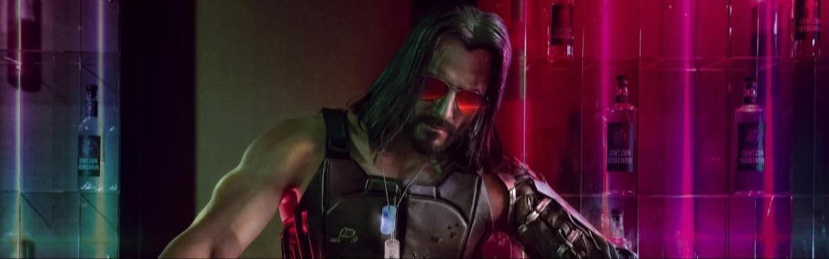 Cyberpunk 2077 — Реклама с погонями, перестрелками и Киану. Продано!