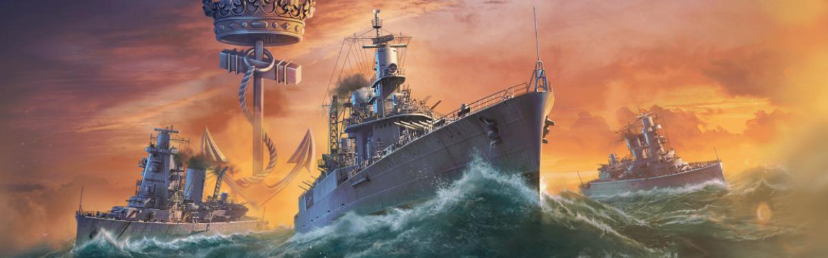 World of Warships - Крейсеры Нидерландов выходят в ранний доступ