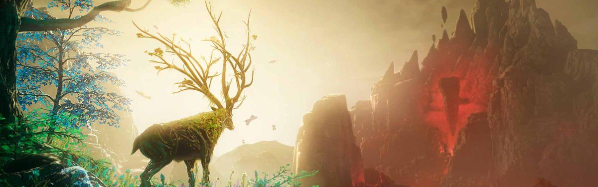 [Видео] MMORPG NEW WORLD — RU сервера, русский пинг, локализация, движок и крокодилы