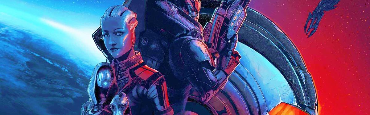 [Утечка] Mass Effect Legendary Edition - Релиз в марте
