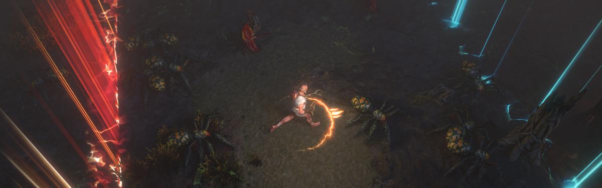 Path of Exile — Разработчики возвращают PvP-режим Royale
