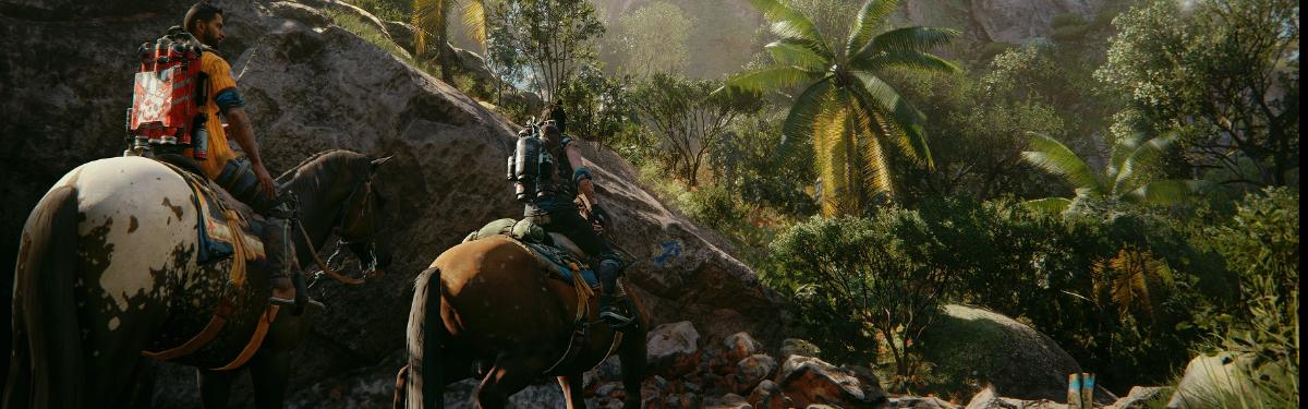 В новом геймплейном видео по Far Cry 6 показывается взаимодействие с животными
