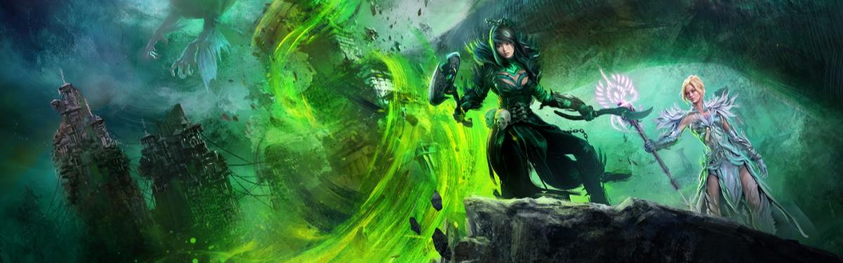 Фанаты Guild Wars 2 могут бесплатно попробовать новые элитные специализации из End of Dragons