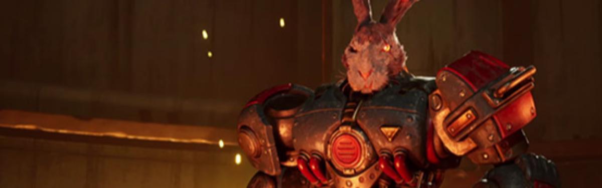 Метроидвания с брутальным кроликом F.I.S.T.: Forged in Shadow Torch выйдет на ПК в октябре