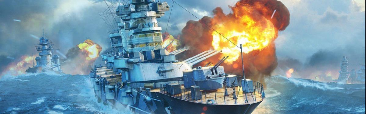 Розыгрыш ключей по World Of Warships Blitz в нашем Discord'e