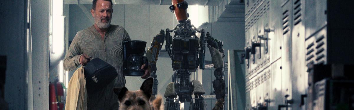 Последний человек на Земле, андроид и пес — первый трейлер «Финча» с Томом Хэнксом