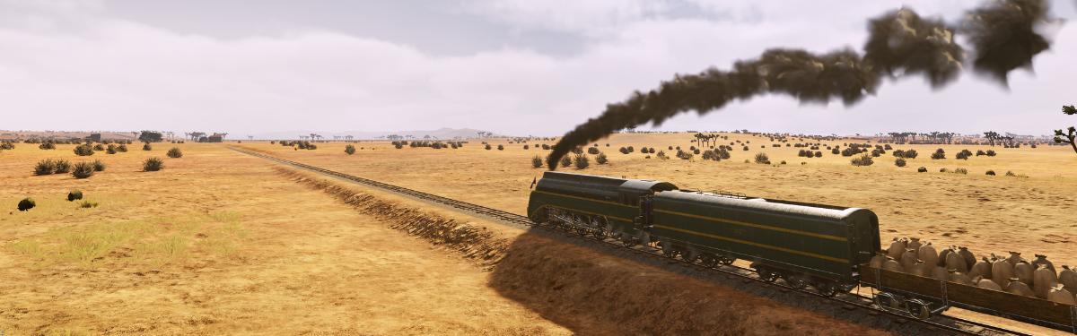 """Railway Empire - Вышло дополнение """"Австралия"""""""