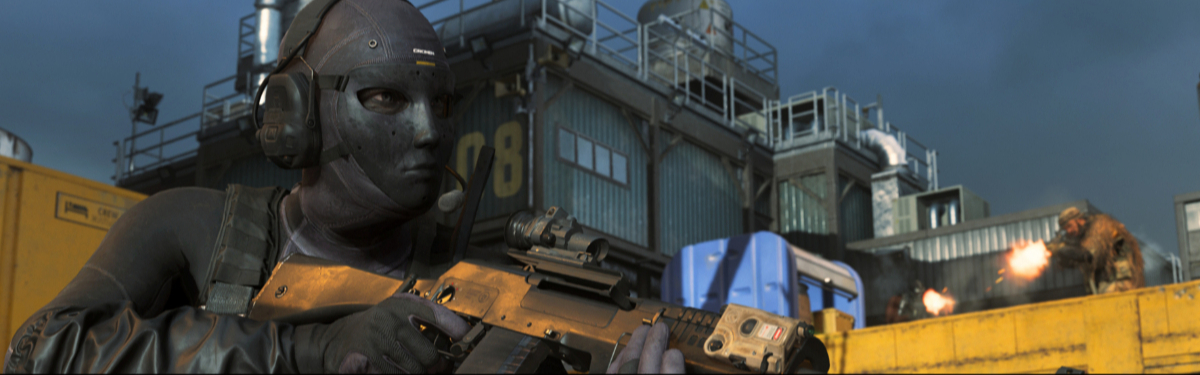 Call of Duty: Warzone — Новый скин на Портнову забеспокоил фанатов. Неужели будет «Roze 2.0»?