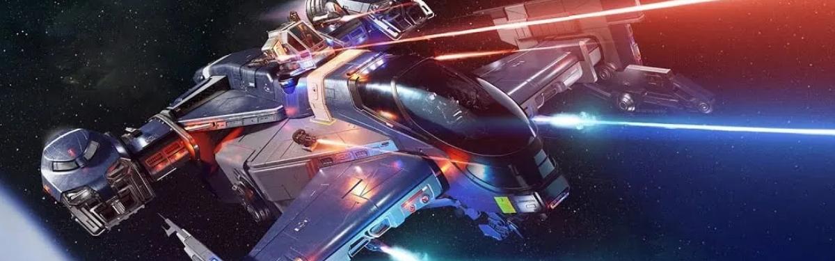 Star Citizen - Полицейский Cutlass Blue и обсуждение сбора обломков кораблей