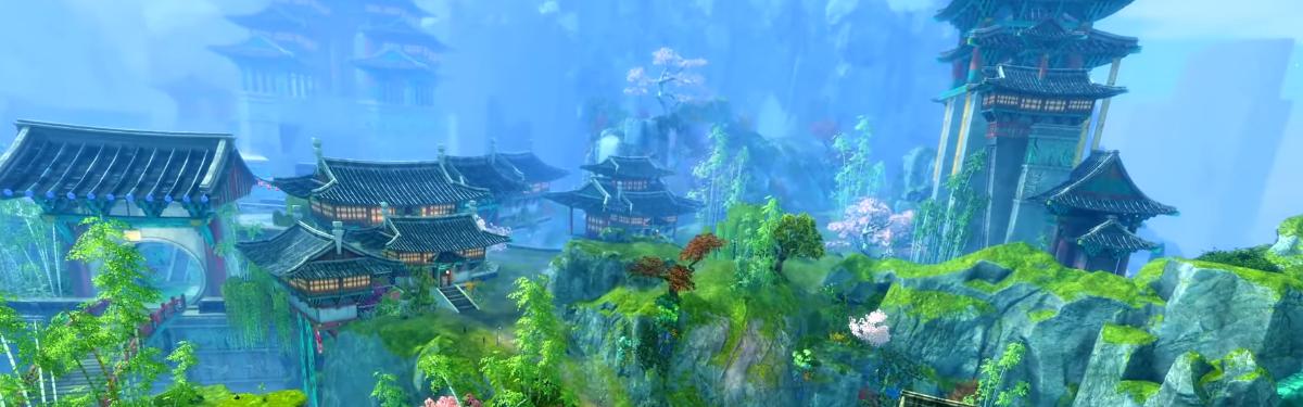 Игрокам Guild Wars 2 представили новую локацию из дополнения End of Dragons