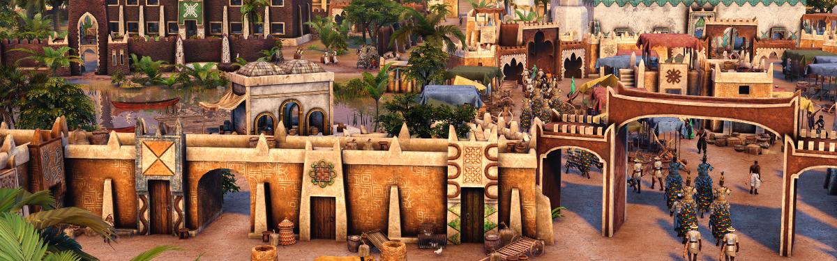"""Age of Empires III: Definitive Edition - DLC """"The African Royals"""" c Эфиопией и Хауса выйдет в начале августа"""