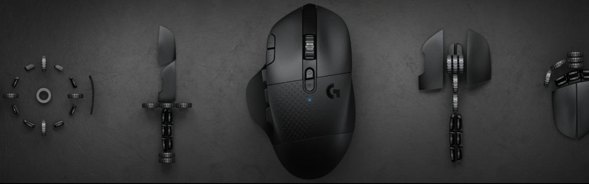 Logitech G604 - обзор еще одной беспроводной игровой мыши