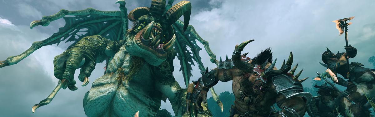 Total War: WARHAMMER II — Трейлер финального DLC о ящеролюдах и зверолюдах