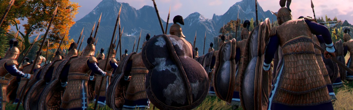 """Вместе с """"Мифами"""" Total War Saga: Troy получит крупный патч"""