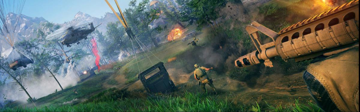 Ubisoft анонсировала новую королевскую битву Tom Clancy's Ghost Recon Frontline