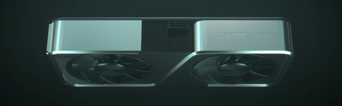 В продажу выходит видеокарта NVIDIA GeForce RTX 3060