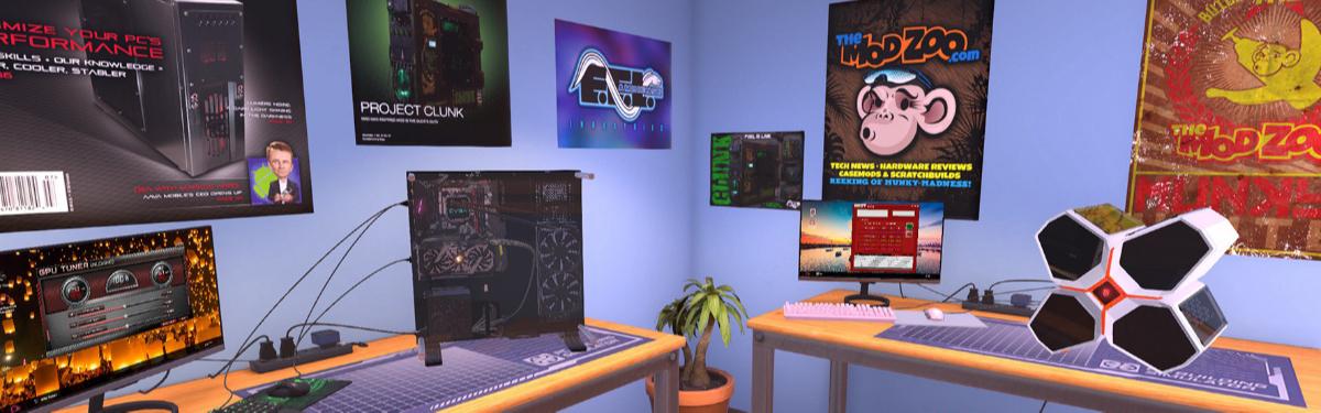 [Халява] ПК-бояре дорвались до бесплатной PC Building Simulator в EGS: 4 миллиона копий за 24 часа
