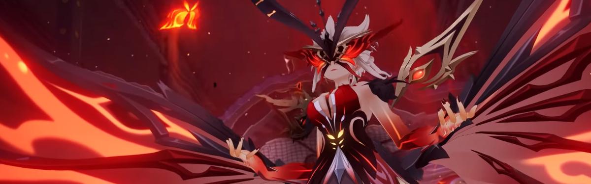 Genshin Impact — Трейлер обновления 2.1, новые персонажи, возвращение Скарамуччи и Синьоры