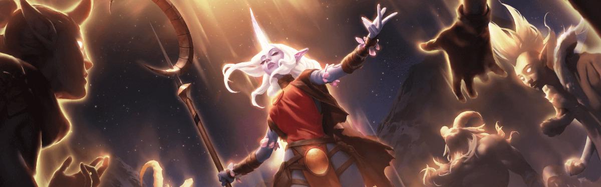 """Legends of Runeterra - Вышло дополнение """"Легендарных монументов"""""""