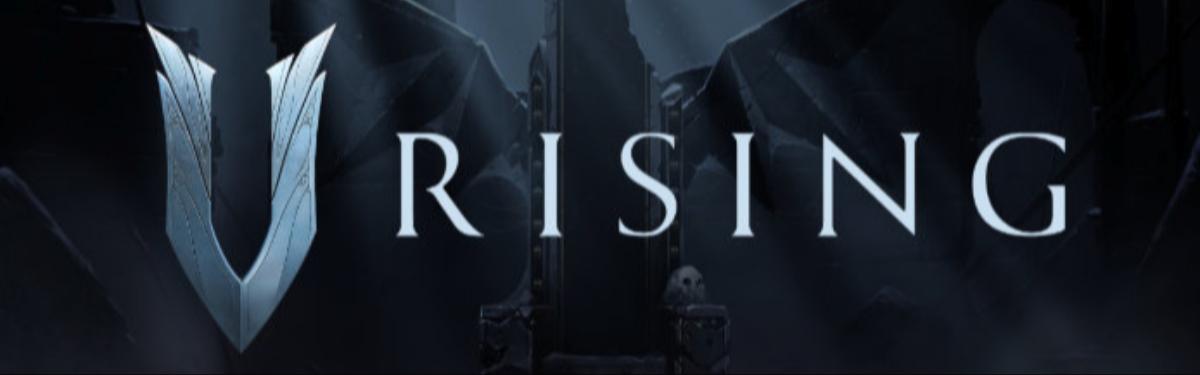 V Rising - Анонсирована новая вампирская выживалка с открытым миром