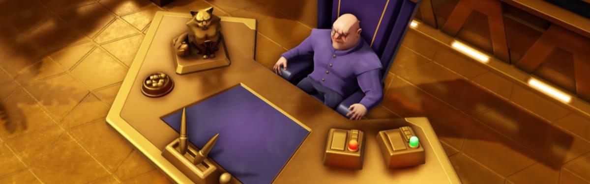 """Evil Genius 2: World Domination - Разработчики посвятили новый трейлер режиму """"песочницы"""""""