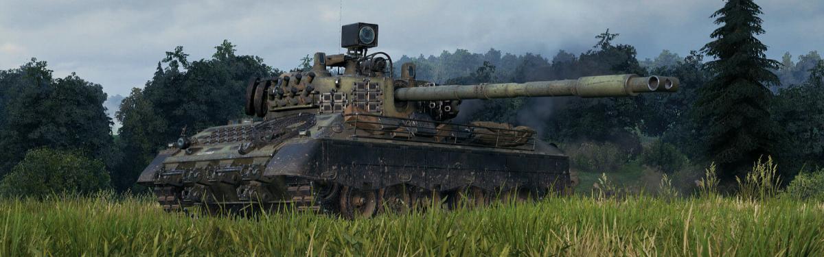 """World of Tanks - Начинается """"Кристальная охота"""""""