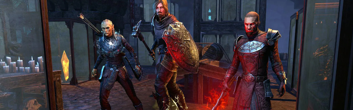 """Началось тестирование """"Мертвых Земель"""" к The Elder Scrolls Online"""