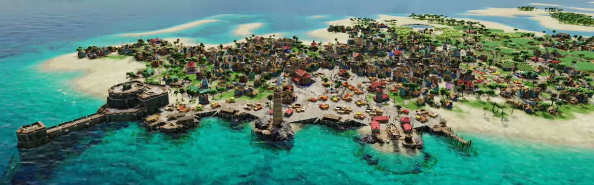 Port Royale 4 - Игру бесплатно обновят под PlayStation 5 и Xbox Series X/S