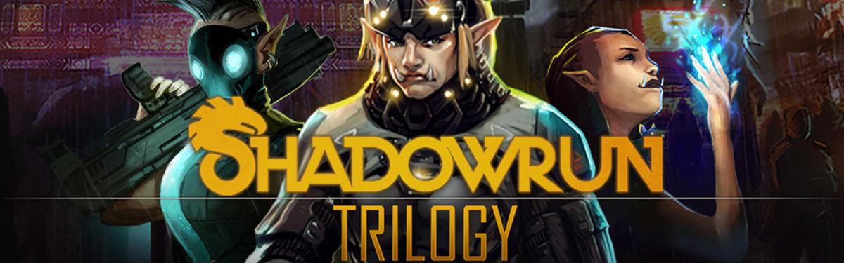 Трилогия Shadowrun выйдет на Nintendo Switch в 2022 году