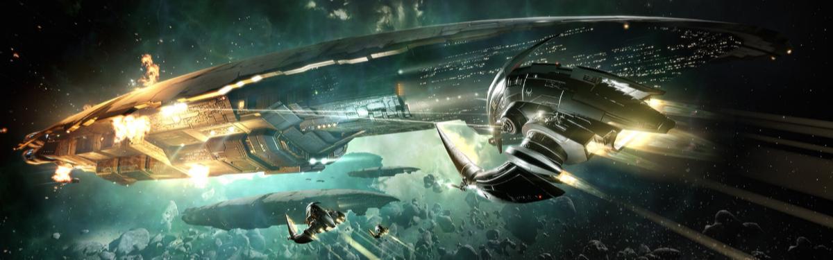 EVE Online — Почти 14 тысяч игроков собрались для сражения и сломали сервера