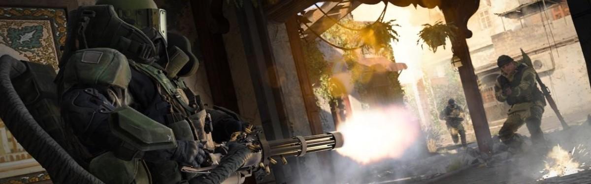 [Видео] Call of Duty: Modern Warfare - Геймплей, сроки ЗБТ, ОБТ и релиза