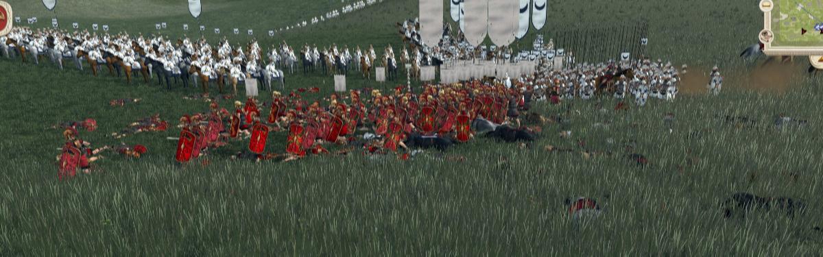 Обзор Total War: Rome Remastered: старая песня на новый лад
