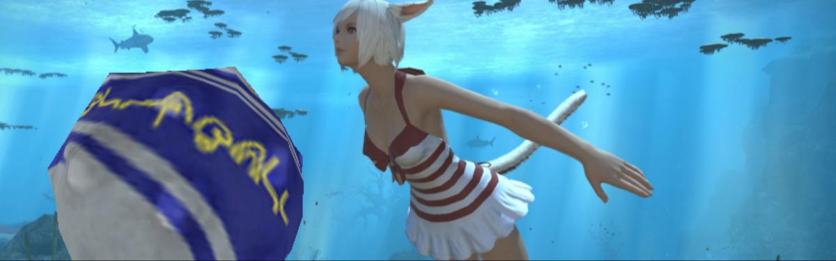 Final Fantasy XIV - Руководство по ивенту Make It Rain 2021