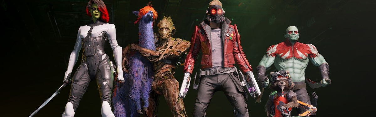 Сражения и исследования в роликах игрового процесса Marvel's Guardians of the Galaxy