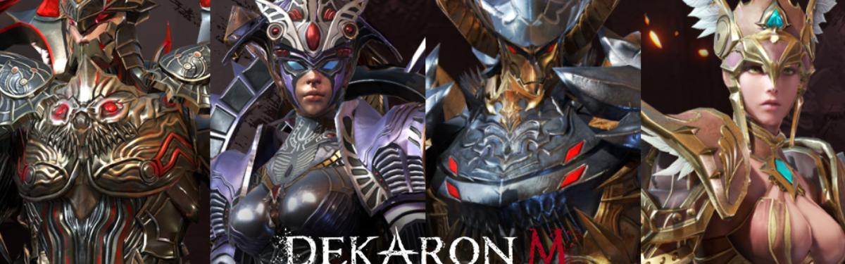 Dekaron M - Финальный превью-трейлер для MMORPG с уклоном в PvP