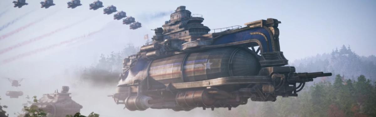 "Iron Harvest - Анонсировано дополнение ""Operation Eagle"" с новой фракцией"