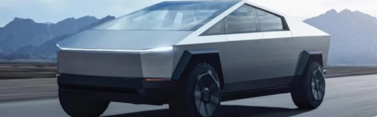Новый трейлер Game for Peace с пикапом Cybertruck и спорткаром Roadster