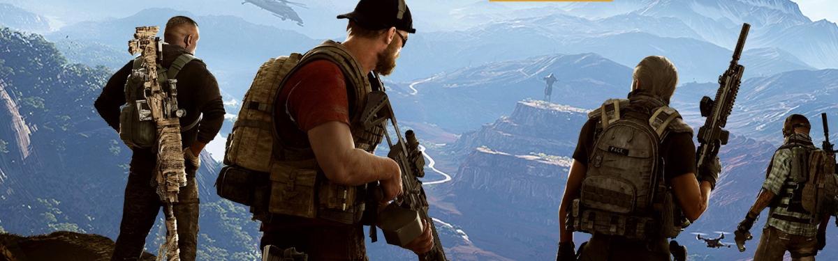 [Халява] Ubisoft бесплатно раздает Tom Clancy's Ghost Recon и Ghost Recon Wildlands: Fallen Ghosts